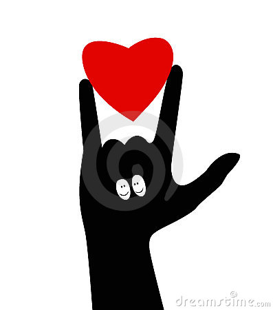 Hand Gesture clipart you Art shape  The Sign