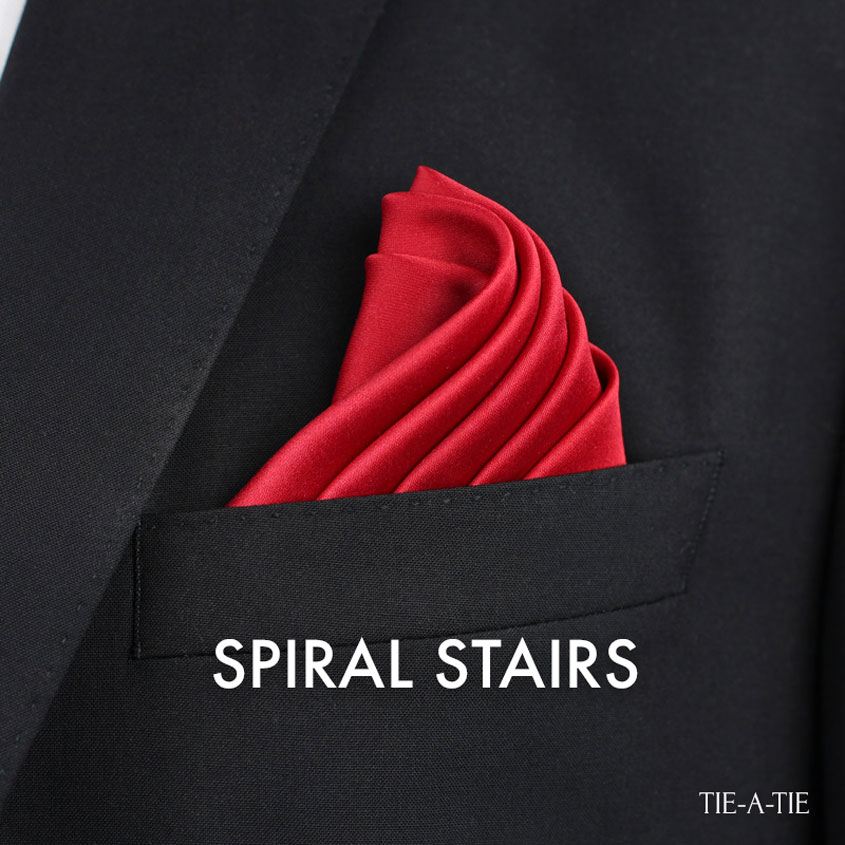 Handkerchief clipart folded Stairs Pocket Pocket How Stairs