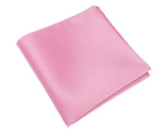 Handkerchief clipart folded Pocket Pink Square Handkerchief Square
