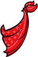 Handkerchief clipart red bandana Stock me or Weathervane Rooster