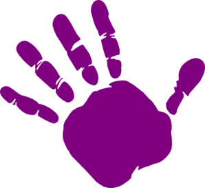Lines clipart hand Clipart Free Clipart handprint%20outline%20clipart Images
