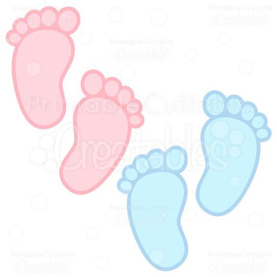 Handprint clipart baby boy Feet Clipart Baby Walking feet
