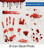 Handprint clipart blood Blood Handprint  Clip Art