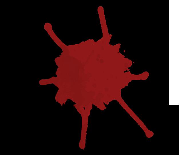 Handprint clipart blood Free Clip  Clipart Free