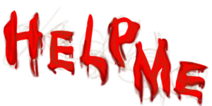 Handprint clipart bloody From · afterward Panic! are