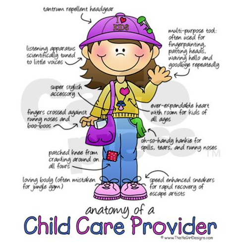 Handprint clipart childcare To sorts com come and