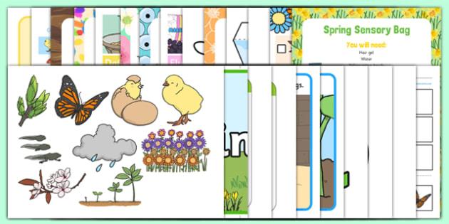 Handprint clipart childminder Childminder Spring Pack Springtime animals