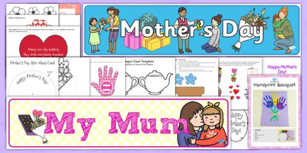 Handprint clipart childminder Childminder Pack Resource pack Pack