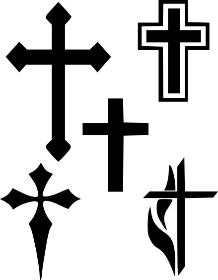 Handprint clipart cross Crosses All 116 confirmation these