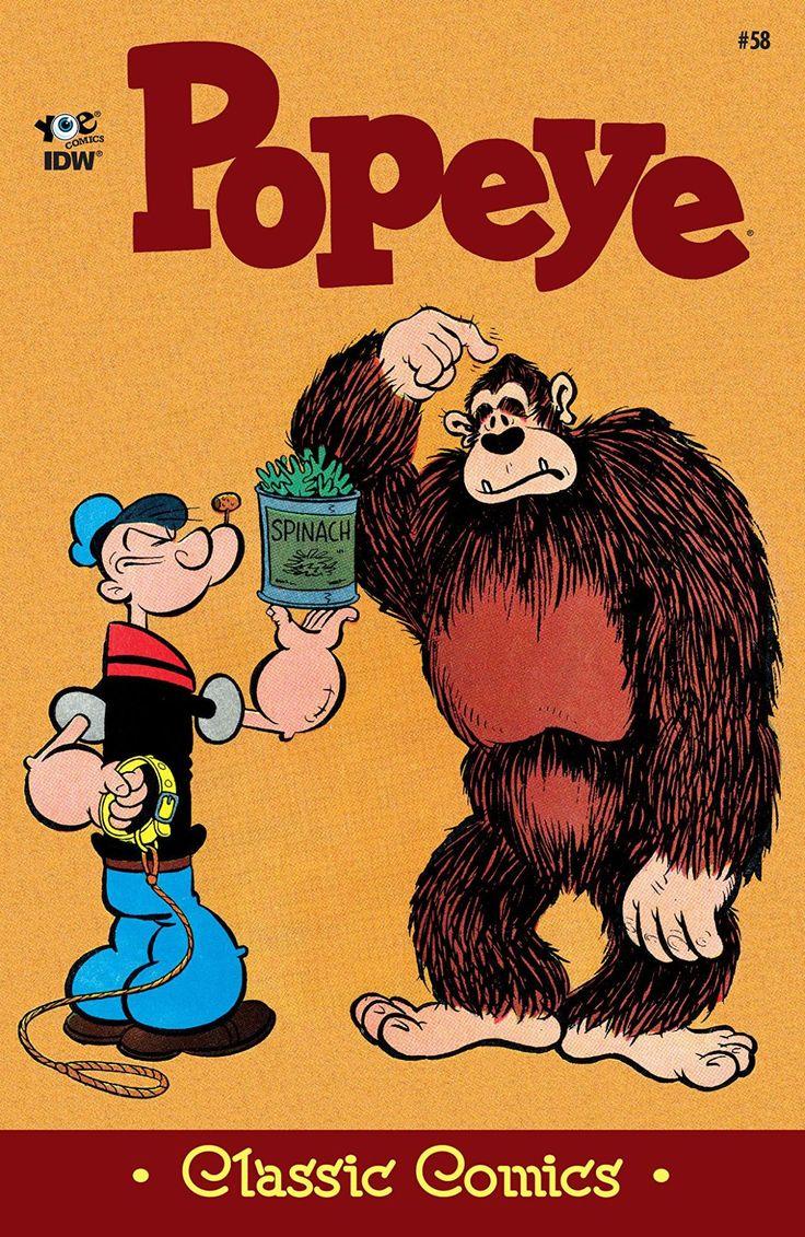 "Handprint clipart gorilla ""Popeye in on inside story"