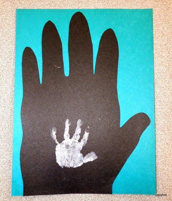 Handprint clipart gorilla Handprints Actual ideas Me Gorilla
