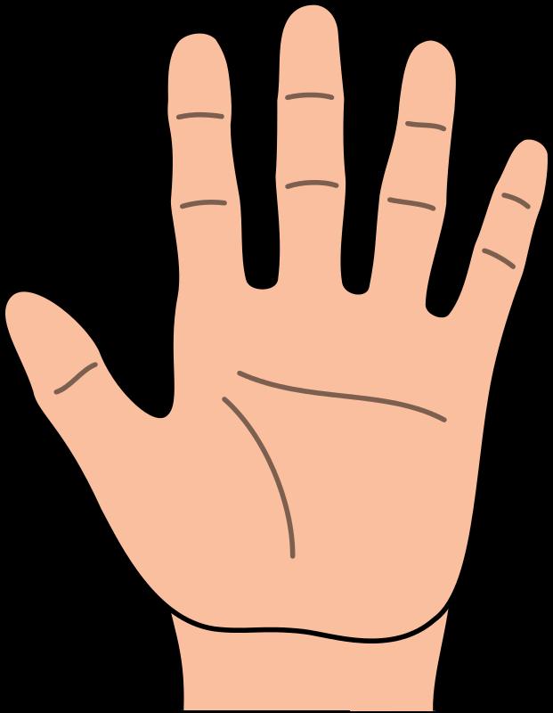 Fist clipart five clipart Art Art Clip Free Hands