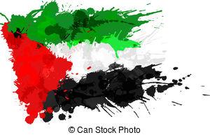 Handprint clipart palestine Grunge 24 Grunge of Flag
