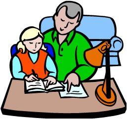 Slang clipart respect parent Program on Homework about Child