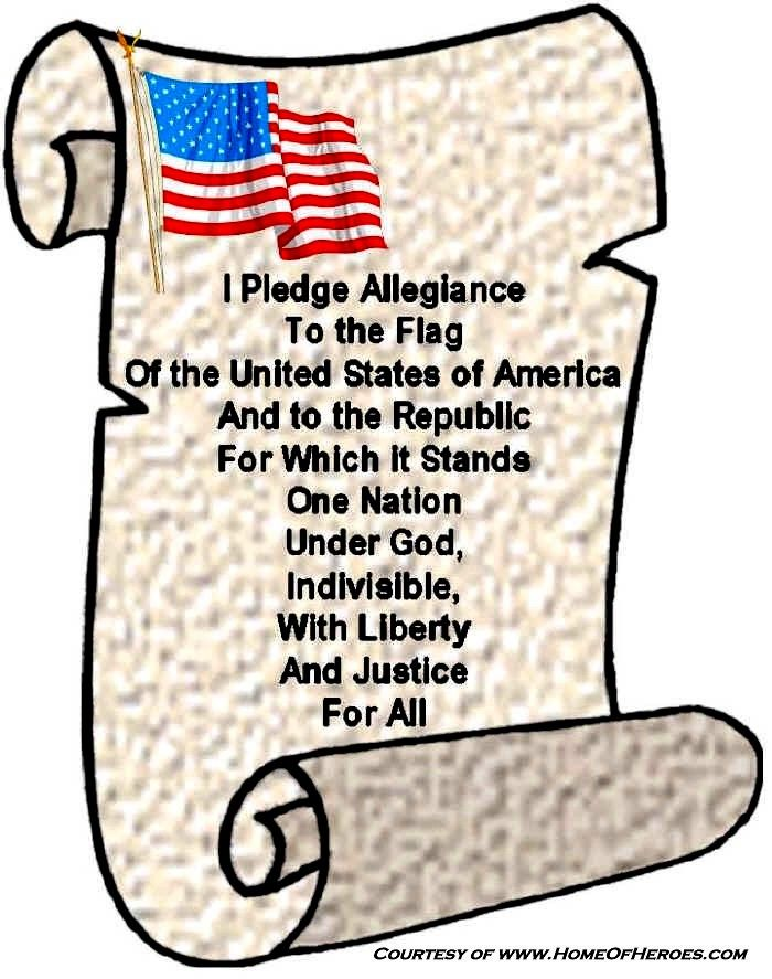 Handprint clipart pledge United ideas the Best to