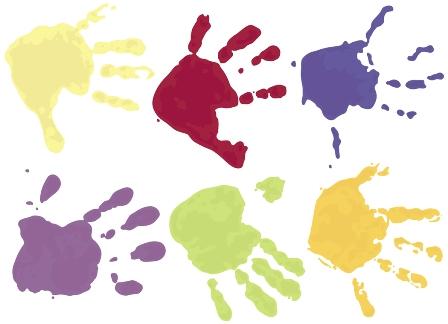 Handprint clipart preschool Clipart Clipart Clipart Preschool Preschool