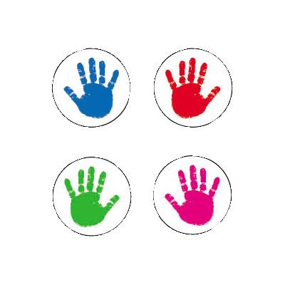 Handprint clipart pto Cliparts  Free Clip Border