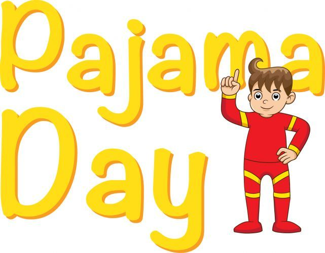 Red clipart pajama #7