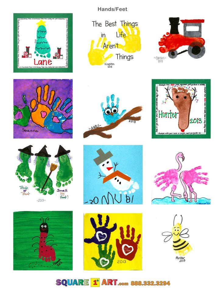 Handprint clipart pto Ideas! Pinterest on Best #square1art