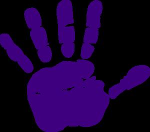Clip Art vector Hand