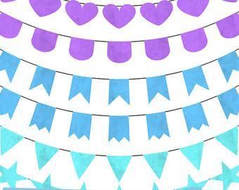 Handprint clipart purple baby Cliparts Blue Hands Cliparts &