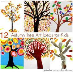 Handprint clipart school age Illustrations free Tree Ideas clip
