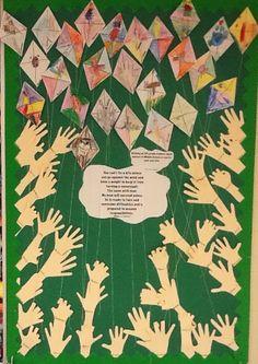 Handprint clipart school age Artwork footprint this an preschool