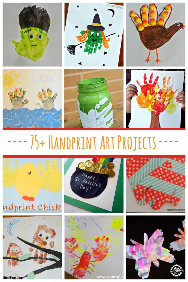 Handprint clipart service project #10