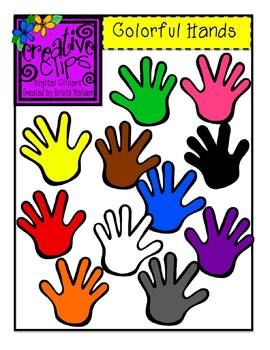 Handprint clipart supportive #6