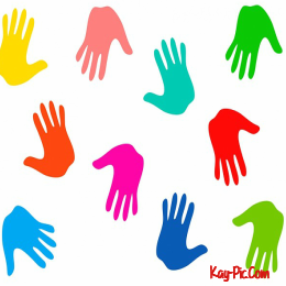 Handprint clipart toddler Planning without much You'll and