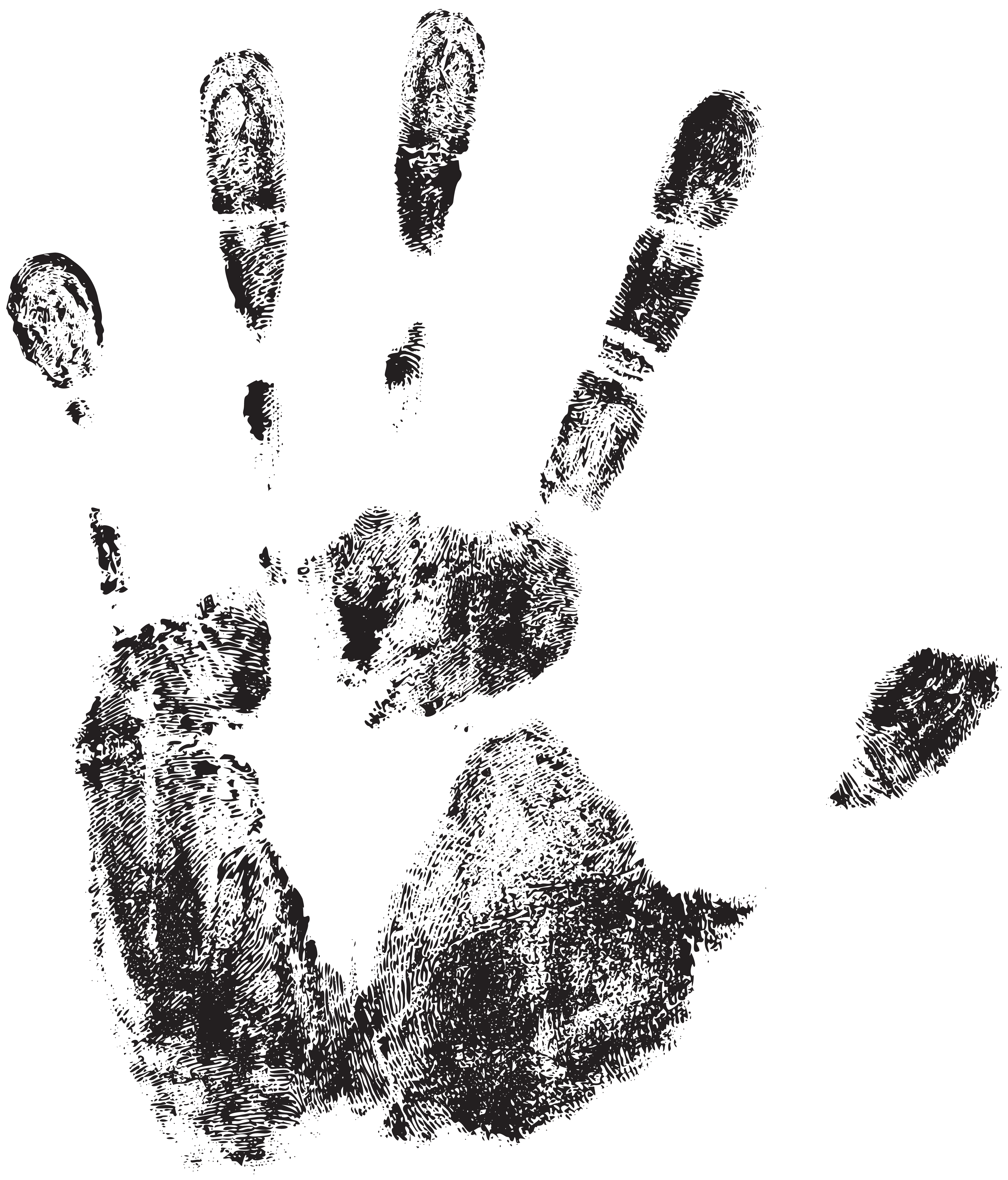 Handprint clipart transparent PNG  Gallery Tags: Clip
