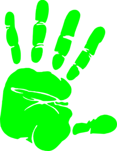 Handprint clipart two hand Handprint%20clipart Free Panda Images Clipart