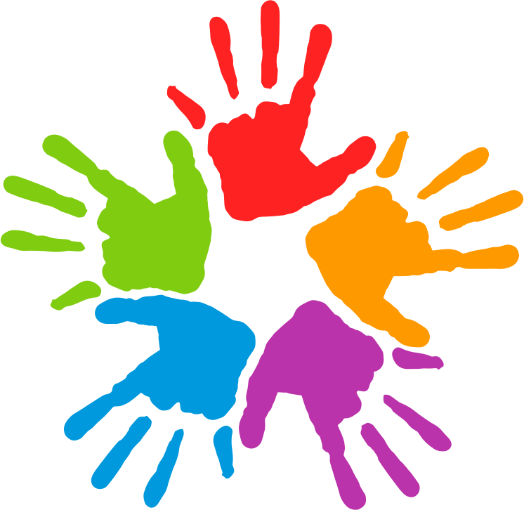 Handprint clipart unity hand logo Hand Clipart clipart clipart clip