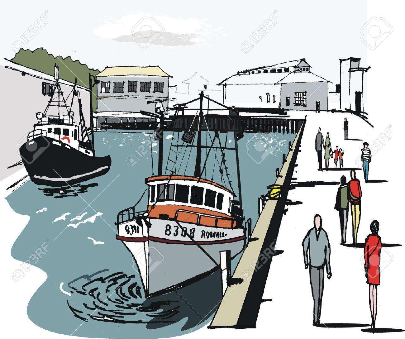 Harbor clipart bay Harbor – Art Harbor Art