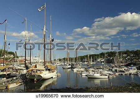 Harbor clipart bay Harbor of Penobscot ME Maine