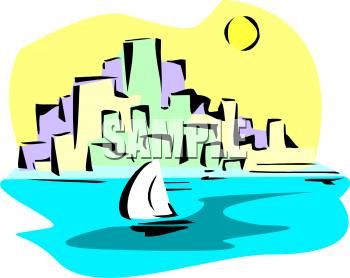 Harbor clipart bay Art Clipart free Harbor clip