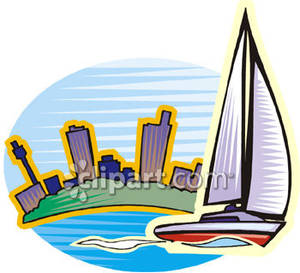 Harbor clipart boat A Free Sydney In In