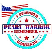 Harbor clipart pearl harbor Art GoGraph Pearl Remember Free