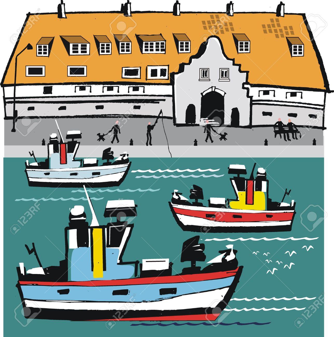 Harbor clipart port Clip Clipart Harbor Art Download