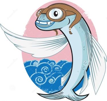 Harbor clipart seafood restaurant Fish Restaurant Fish Sausalito flying