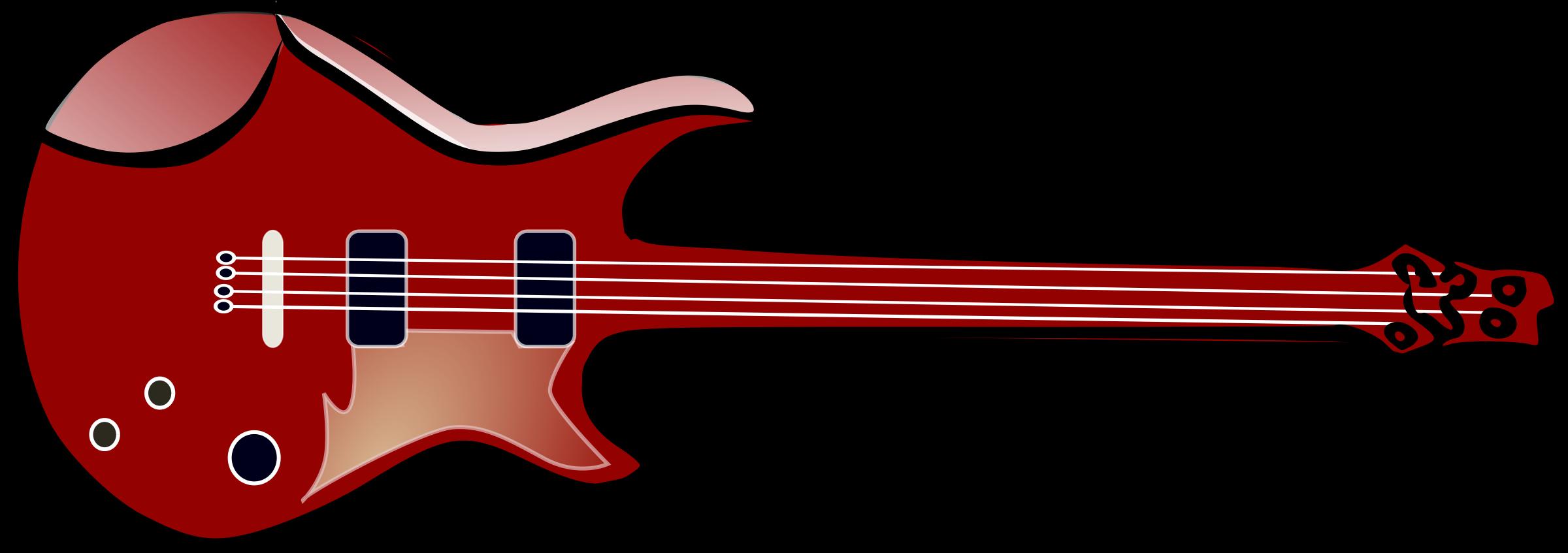 Hard Rock clipart big rock Clipart (PNG) guitar Bass BIG