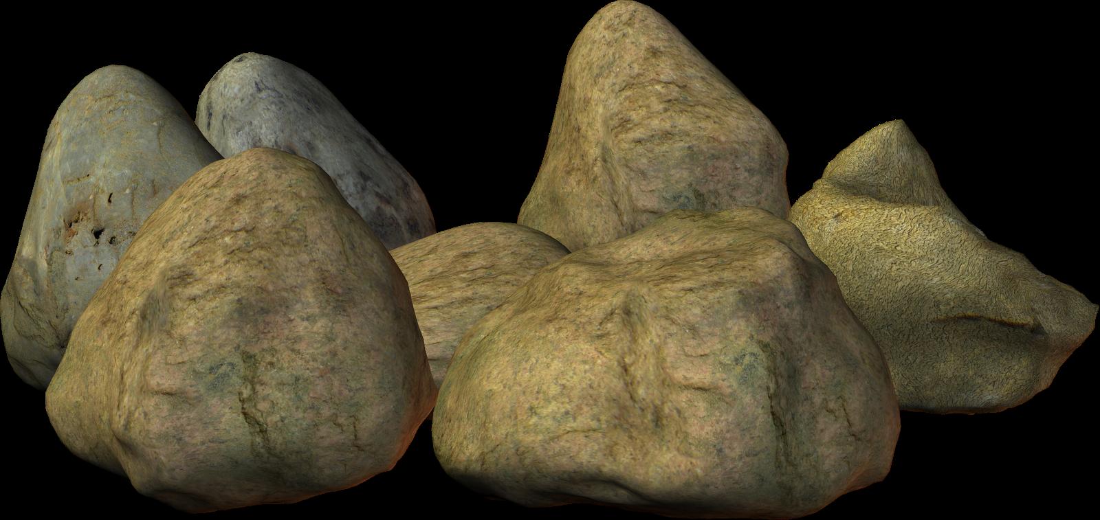 Hard Rock clipart boulder Boulders Rocks  png ClipartFest