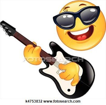 Heavy Metal clipart musical instrument Music rock funny charicatures charicatures