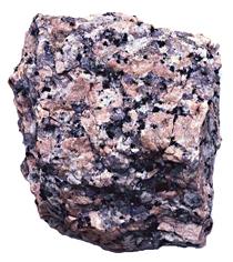 Hard Rock clipart igneous rock And mica pink slow feldspar