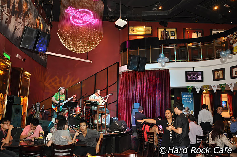 Hard Rock clipart live band #2