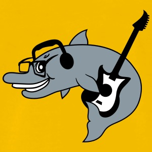 Hard Rock clipart rocker Premium Dive guitar heavy T