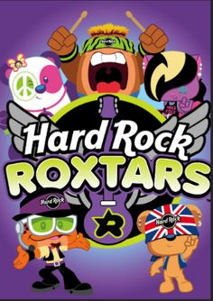 Hard Rock clipart rocker Hard Cafe on this Add