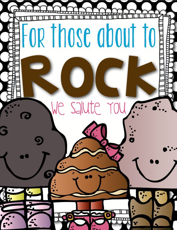 Science clipart rock Grade Pinterest First fossils best