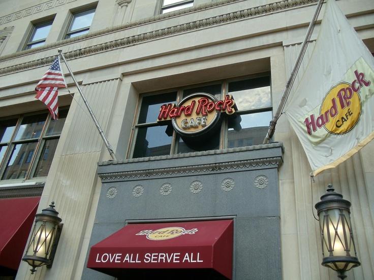 Hard Rock clipart sea rock About Rock Cafe C best