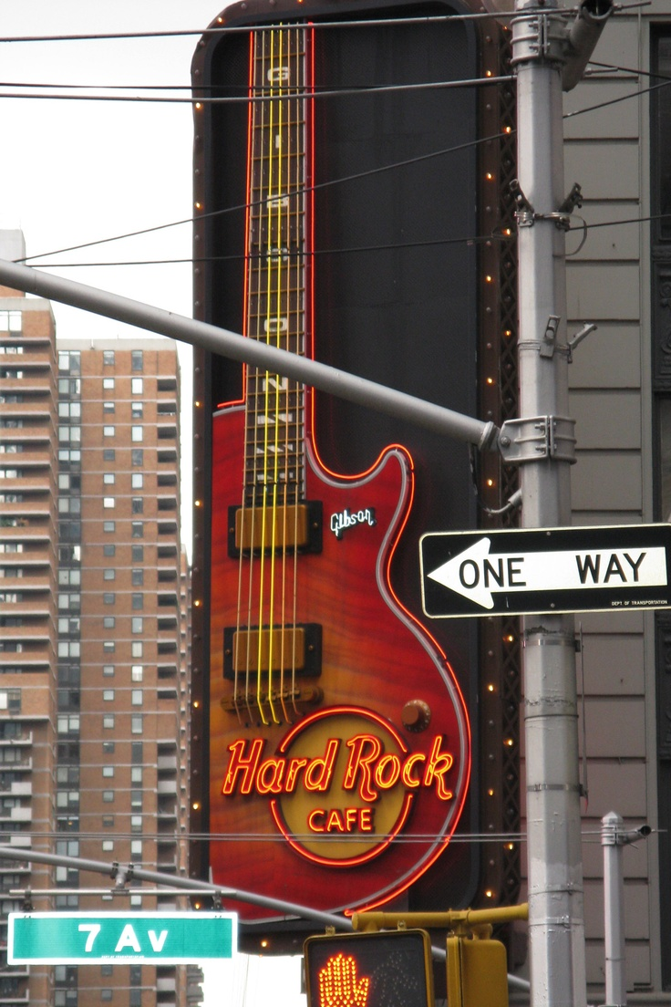 Hard Rock clipart sea rock About Rock Cafe NYC best